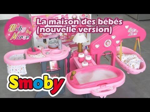 Baby Nurse La maison des bébés (nouvelle version) - Démo construction en français HD FR