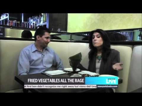 The Smith's Fried Green Beans on NY Live