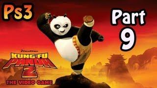 Kung Fu Panda 2: The Video Game (PS3) Walkthrough Part 9