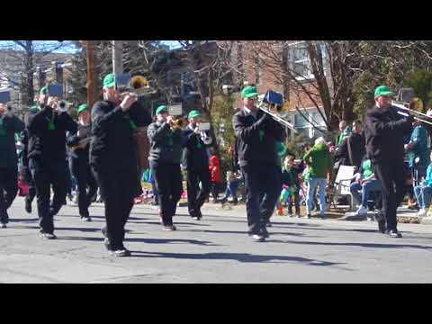 Allentown St. Patrick's Day Parade (Galena Brass Band) - March 18, 2018