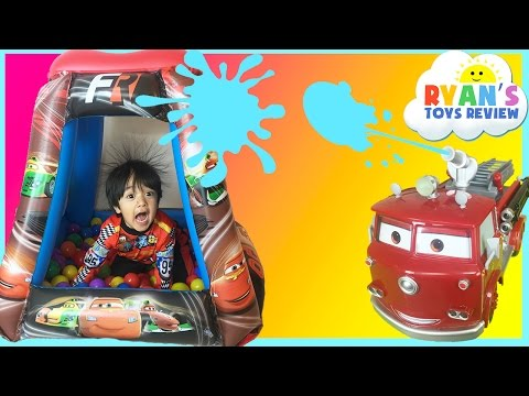 Disney Cars Ball Pits Surprise Toys