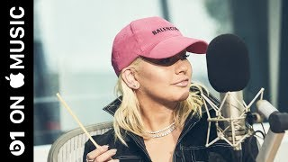 "Christina Aguilera: ""Like I Do"" featuring GoldLink   Beats 1   Apple Music"