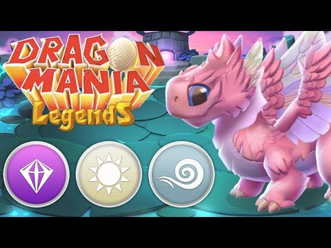 New Legendary FAIRY DRAGON Revealed! Elements + Image Files! - DML #766