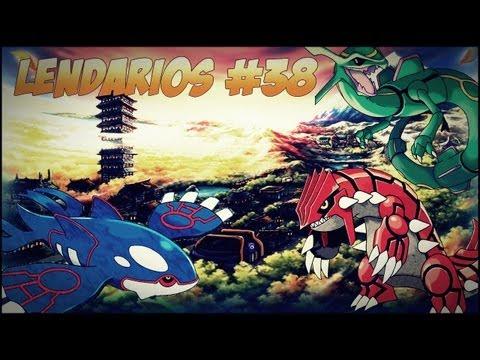 Detonado Pokemon Soul Silver Parte 38 - Capturando Kyogre, Groudon e Rayquaza - Portugues
