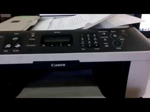 faster copy canon mx366