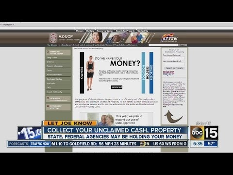 How to collect your unclaimed cash, property