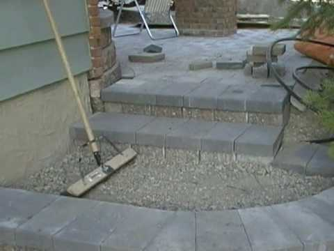 How To Lay Pavers (Part 2of8).MP4