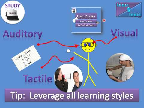 Study Skills - Learning Styles