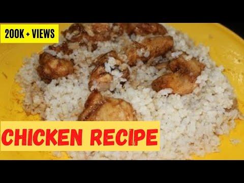 Easy bodybuilding Chicken recipe - Healthy and Tasty