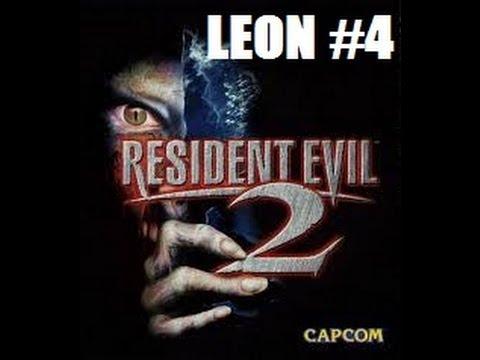 Resident Evil 2 LEON Part 4 Ada