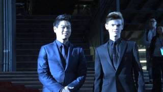 Maze Runner: The Scorch Trials - Korea Red Carpet