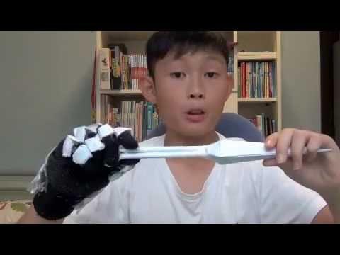 how to make a paper kunai (easy!)