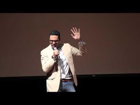 Instant Change | Ali Medhaoui | TEDxMonroeTownshipHighSchool