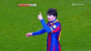 Lionel Messi ● ABILITY , Not Luck ||HD||
