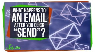 """What Happens to an Email After You Click """"Send""""?"""
