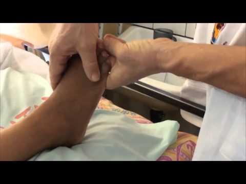 Edema treatment 3 foot