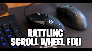 G403 prodigy scroll wheel rattle | Daikhlo
