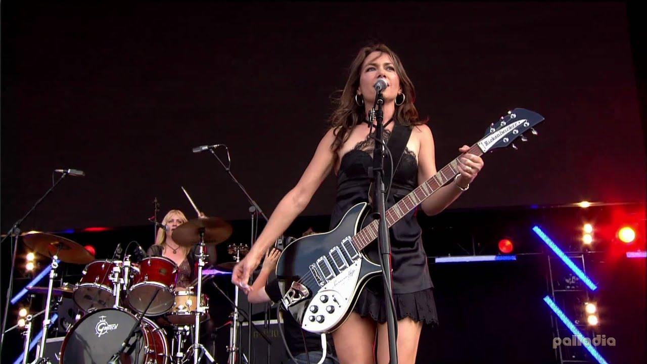 The Bangles - Manic Monday HD (Live - 2008)