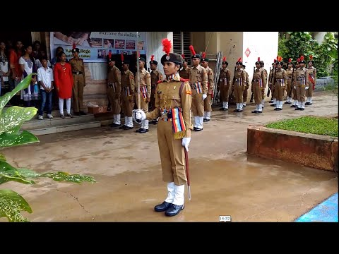 Sathaye College NCC 15 August 2016