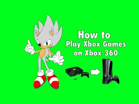 How to Play Original Xbox Games on Xbox 360 (2017)