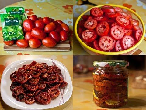 Dried Tomato Recipe | akelberg
