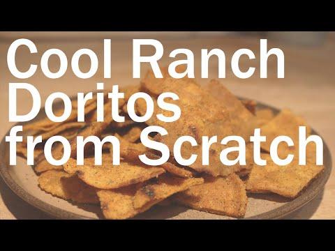 How to make Cool Ranch Doritos
