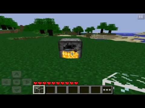 How to get Glass Blocks and Glass Panes in Minecraft Pocket Edition