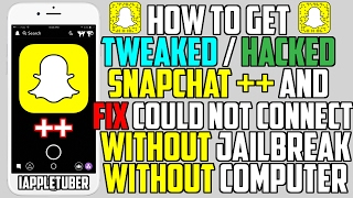 How to fix snapchat ++ Videos - 9tube tv