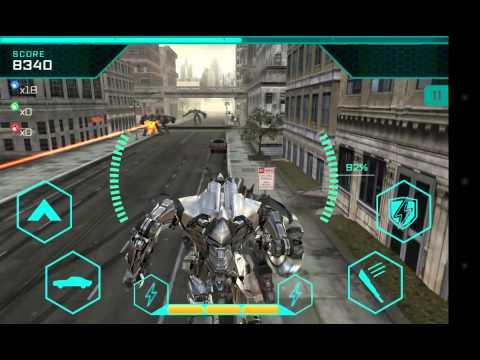 transformers age of extinction mod apk