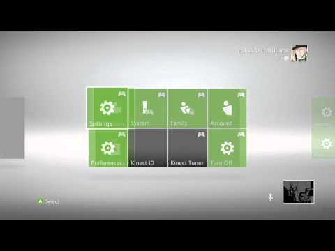 BRAND NEW XBOX 360 DASHBOARD|YOUTUBE STREAMING + MORE!