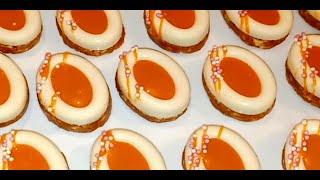 حلوى بدون فرن راقية بثلاث مكونات أساسية سهلة لذيذة رووووعة