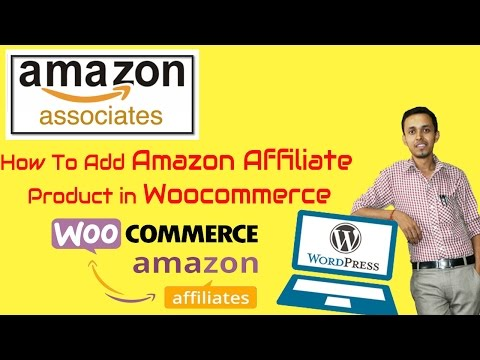 How To Add Amazon Affiliate Product in Woocommerce