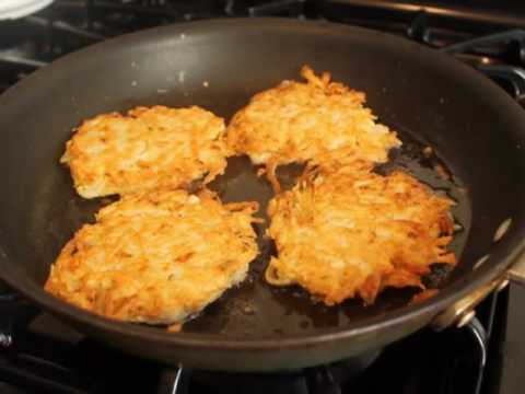 How to Make Potato Pancakes - Classic Potato Pancakes Recipe