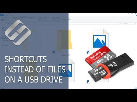 How To Remove Pendrive Shortcut Virus From Your USB Drive and PC 💥📁💻