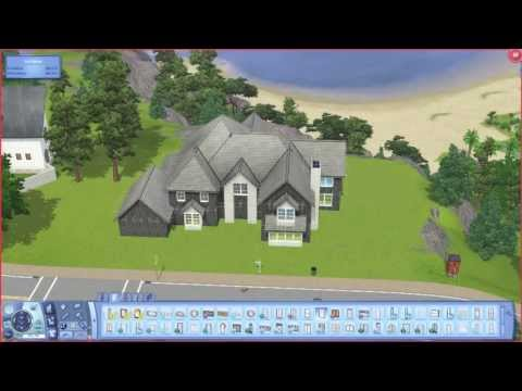 Episode One - Lets Build a House on The Sims 3
