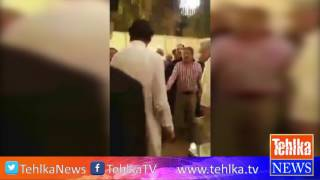 See How Imran Khan Met Chaudhary Ghulam & Sami Ibrahim In Wedding