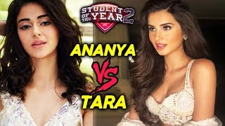 Download Ananya Panday Vs Tara Sutaria BEST MOMENTS | Student Of The Year 2 Video