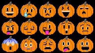 Pumpkin Feelings - Halloween Jack-O