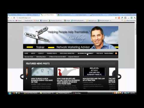 Video 8/20 Free Wordpress Tutorials | Blog Design | Blog Design Tutorials