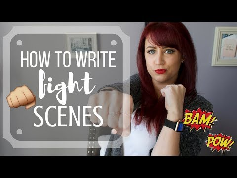 How To Write Realistic Fight Scenes