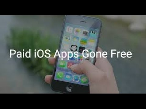 Iphone iOS Paid Apps and Paid Games free for One Day!