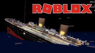 Roblox Titanic 2.0 Uncopylocked Roblox Titanic How To Become A Crew
