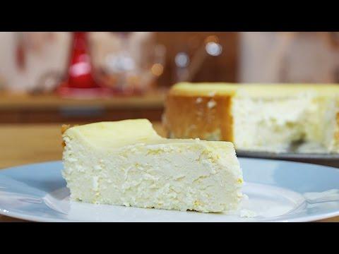 Italian Ricotta Cheesecake Recipe || Le Gourmet TV Recipes