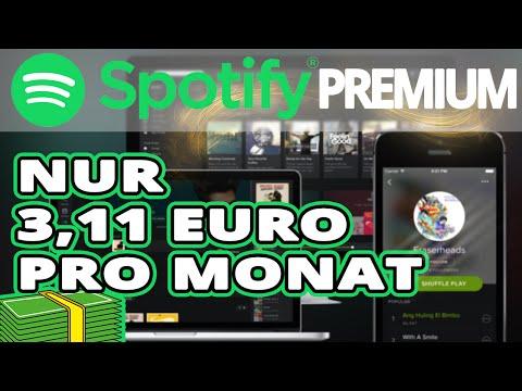 3 Euro pro Monat SPOTIFY PREMIUM :TUTORIAL (HD+) (Deutsch) | ST
