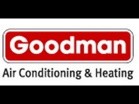 (See Video) GOODMAN Furnace Exahust Venting to Outdoors