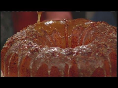 Mass Appeal Irish Cream Cake!