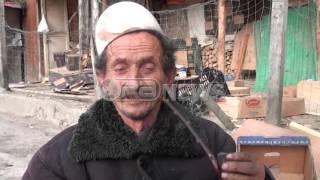 Dibër - I Dënuari Në Komunizëm, Prej 25 Vitesh Endet Rrugëve I Pastrehë