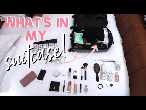 WHAT'S IN MY SUITCASE | AWAY FOR 2 NIGHTS
