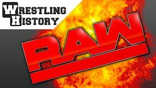 The History of WWE Raw - Wrestling History