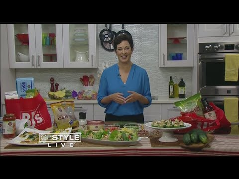 Picking healthier food options with Ellie Krieger